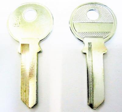 Заготовка для ключей 00074 TRI5D_TR3R_TL6_TRC30 TriCircle Английские